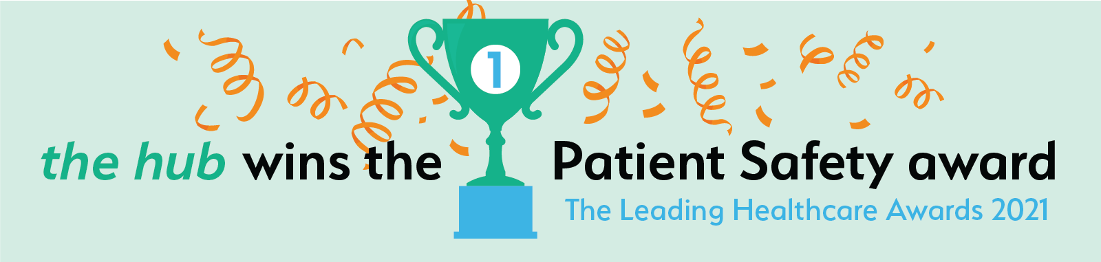 the hub is an award winning platform to share learning for patient safety